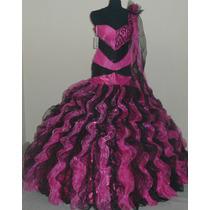 Oferta Vestido De Quince Xv Años Nuevo De $ 2,650 A $2,100