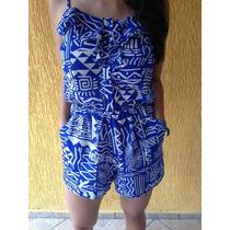 Jumpsuit Palazzo Short Bermuda Dama Vestido Falda Mujer