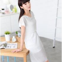 Vestido Casual Con Manga Moda Japonesa Bonito 2151