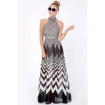 Suku 32490 Elegante Vestido Gasa Moda Japón $1009