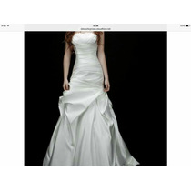 Vestido De Novia Bridenformal Color Ivory