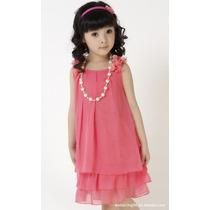 Elegante Y Hermoso Vestido De Niña Moda Japonesa 2014 Op4