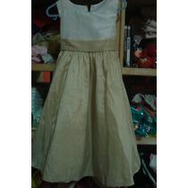 Vestido De Fiesta Para Niña Talla 2 Dmm