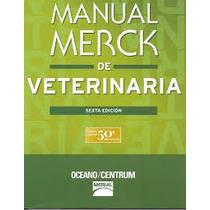 Libros De Medicina Veterinaria Manual Merc Volumen 1 Y 2