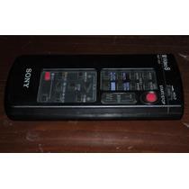 Control Remoto De Videocámara Modelo: Rmt-500 Usado