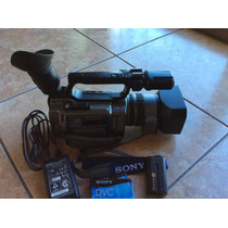 Videocámara Sony Dcr-vx2100