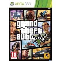 Gta V,just,metro,plantas,trief Y + Juegos Xbox 360 Licencia