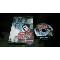 Tekken Tag Tournament Sin Instructivo Para Play Station 2.