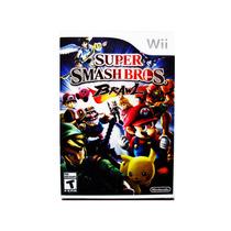 Super Smash Bros Brawl Nuevo - Nintendo Wii