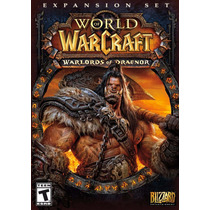 Pc / Mac World Of Warcraft Warlords Of Draenor (mp Y Oxxo)