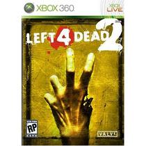 Left 4 Dead 2 Platinum Hits Xbox 360 Nuevo