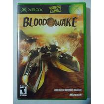 Blood Wake Para Xbox Primera Generacion Completo Accion Mar