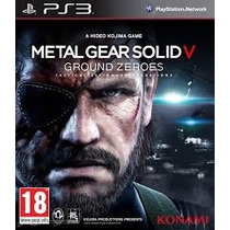 Metal Gear V: Ground Zeroes Ps3