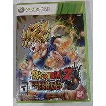 Dragon Ball Z Ultimate Tenkaichi - Xbox 360 - Gsme Freaks