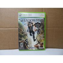 Shadowrun. Xbox 360