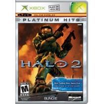 Juego Halo 2 Para Xbox Nuevo Blakhelmet E