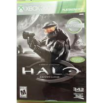 Halo Combat Envolved Aniversario Para Xbox 360 Seminuevo