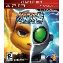Ratchet & Clank Future: A Crack In Time Nuevo Y Sellado