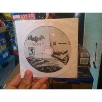 Batman Arkham City Playstation