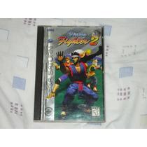 Sega Saturn Virtual Fighter 2 Americano