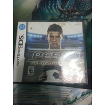Pro Evolution Soccer 2008 Pes Nintendo Ds Seminuevo