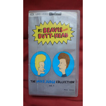 Beavis And But Head Umd Video Psp Mike Judge Vv4