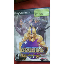 The Nightmare Of Druaga Playstation 2 Ps3 Vv4