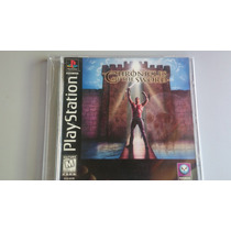 Chronicles Of The Sword Playstation One Psx, Ps2 Ps3 Vv4