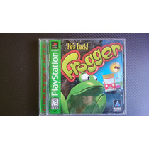 He S Back Frogger Playstation One Psx , Ps2, Ps3 Vbf