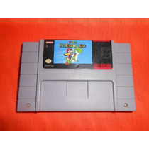 Snes Super Mario World Super Nintendo Cuidado