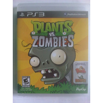 Plantas Vs Zombies Para Ps3 Usado
