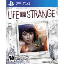 Ps4 - Life Is Strange - Nuevo Y Sellado - Ag