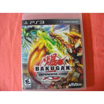 Bakugan, Defenders Of The Core.