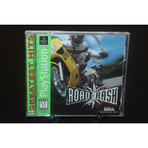 Road Rash Para Playstation 1, 2 Y 3. Completo.