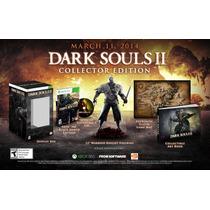 Dark Souls 2 Ii Collectors Edition Xbox 360 Blakhelmet Sp