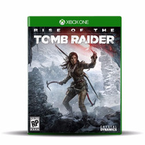 Rise Of The Tomb Raider Para Obxo One. ¡sólo En Gamers!