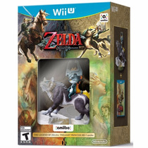 !!! Zelda Twilight Princess Hd Para Wii U En Wholegames !!!