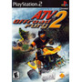 Atv Offroad Fury 2 Play Station 2 Ps2 Videojuego Seminuevo