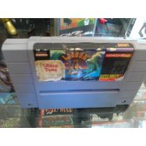 Lagoon (rpg) Super Nintendo Snes Super Nes Cartucho