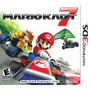 Mario Kart 7 --nintendo 3ds - 3ds Xl - 2ds --