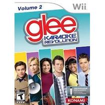 Glee Karaoke Revolution Volumen 2 Wii Nuevo (solo Juego)