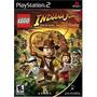 Lego Indiana Jones: The Original Adventures Ps2 - Mannygames