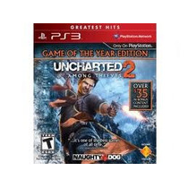 Uncharted 2 Game Of The Year Edition Ps3 Nuevo