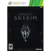 Elder Scrolls V: Skyrim - Xbox 360 Nuevo
