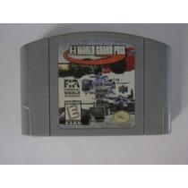 F1 World Grand Prix En Game Reaktor