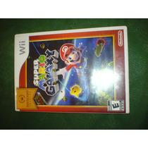 Wii Super Mario Galaxi De Wii Entretenido Juego De Wii Pmo