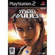 Ps2 Demo Lara Croft Tomb Raider Legend Entrega Inmediata