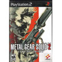 Metal Gear 2 Sons Of Liberty En Ingles