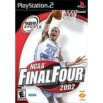 Ncaa Final Four 2002 Ps2