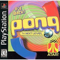 Pong The Next Level Ps1 Ps2